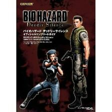 RESIDENT EVIL Biohazard Deadly Silence Official Complete Guide Book / DS