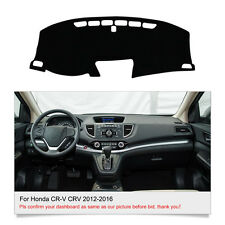 Fits For Honda CR-V CRV 2012-2016 DashMat Dashboard Cover Anti-Sunlight Mat