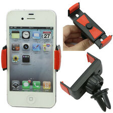 Universal Car Air Vent Mount Cradle Stand Holder For Smart Phone Cellphone GPS