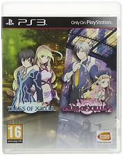 Tales of Xillia 1 & 2 Collection (PlayStation 3 PS3, Region Free) Brand New