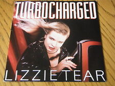 """LIZZIE TEAR - TURBO CHARGED  7"""" VINYL PS"""
