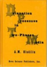 Detonation Processes in Two-Phase Media, Gladilin, A. M., Excellent Book