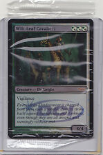 MTG Magic DCI  4 x Wilt-Leaf Cavaliers  Gateway Foil Promo # 18  Play Set Sealed