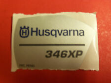 NEW HUSQVARNA RECOIL STARTER DECAL FITS 346 XP 346XP SAWS NEW STYLE 544973601