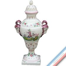 Collection CHINOIS - Vase tête bélier - H 49 cm -  Lot de 1