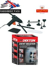 NEW 2016 UK Dent Master DIY Car Body Work Repair Kit Vehicle Remover Puller Tool