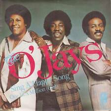 O 'Jays-sing a Happy song/One in a million (vinyl-single 1979)!!!