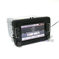 OEM RCD510 MP3 Car Radio Reverse-Image For VW Jetta Golf MK5 MK6 Passat CC T5