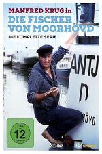 MANFRED KRUG - DIE FISCHER VON MOORHÖVD-KOMPLETTE SERIE (2DVD)  2 DVD NEU