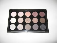 MAC 15 Cool Neutral Eye Shadow Palette (See Colors, NEW)