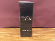 ARMANI CODE GIORGIO ARMANI COLOGNE EDT 2.5 OZ / 75 ML SPRAY MEN NIB SEALED