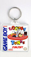 LOONEY TUNES NINTENDO GAME BOY KEYRING LLAVERO