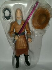 "Star Wars KI-ADI-MUNDI 3.75"" Figure Tusken Raider Jedi Knight Comic Packs Tales"
