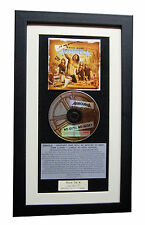 AIRBOURNE No Guts, Glory CLASSIC CD ALBUM TOP QUALITY FRAMED+EXPRESS GLOBAL SHIP