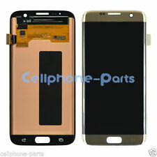 Samsung Galaxy S7 Edge G935A G935T G935V LCD Screen with Digitizer Touch Gold