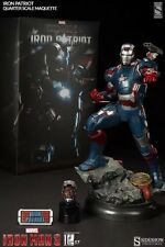 Sideshow Collectibles Iron Patriot Exclusive Maquette Statue MIB