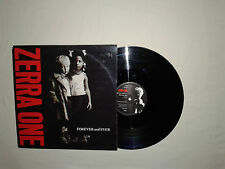 "Zerra One ‎– Forever And Ever  - Disco 12"" MAXI SINGLE 33 Giri Vinile UK 1986"