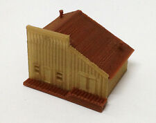 Outland Models Train Railway Layout Building Old West Depot / Store N Scale