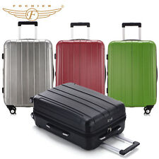 1 x Sale Luggage Suitcase 20 24 28 Hard Shell Trolley Cabin Bag ABS+PC 4 Color