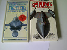 Two hardback Military Aviation books