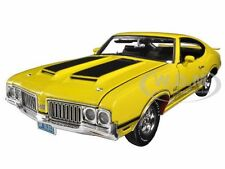 1970 OLDSMOBILE 442 W30 YELLOW 'Dr. OLDS' SERIES #2 LTD 702pc 1/18 ACME A1805606