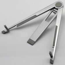 Aluminum Portable Foldable Holder Stand Mount For iPad 2/3/4 iPhone Tablet PC