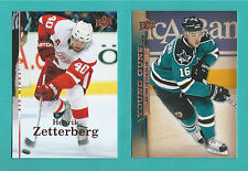2007-08 Upper Deck Hockey Cards - You Pick To Complete Your Set