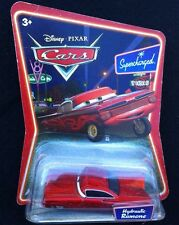 Disney Pixar Cars Supercharged Package Hydraulic Ramone Diecast Car - MIP