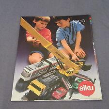 773B Siku 1999 Catalogue 32 pages 11,5 X 14,7 CM