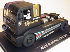 FlySlot MAN TR 1400 Martini Limited Edition FY203305 Autorennbahn 1:32 Slotcar