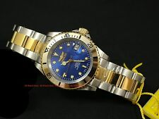 18510 Invicta 40mm Pro Diver Swiss SW200 Automatic Two Tone SS Bracelet Watch