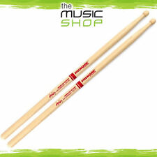 New Set of Promark Hickory 515 Joey Jordison Drumsticks with Wood Tips - TX515W