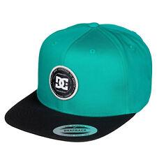 DC Shoes Men's Precurse Snapback Hat Green Black skate streetwear headwear