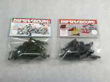 MARX BATTLEGROUND, SOLDIER FILLER BAGS