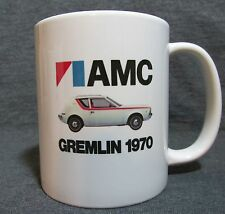 1970 AMC Gremlin Coffee Cup, Mug - New - Classic 70's - Only available here