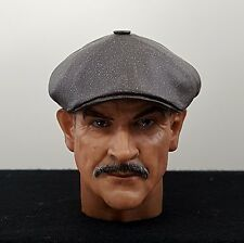 1/6 Sean Connery Head Sculpt Tony Stark James Bond Pierce Brosnan Hot Toys Suit