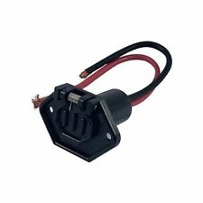 Marpac Male Boat Side Connector 12Volt 2 wire EL320104 Trolling Motor AdapterMD