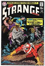 Strange Adventures #222 Featuring Adam Strange, Fine - Very Fine Condition.