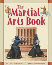 The Martial Arts Book-ExLibrary