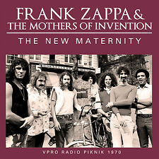 FRANK ZAPPA & THE MOTHERS New Sealed 2017 UNRELEASED 1970 LIVE CONCERT CD