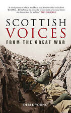Scottish Voices from the Great War, Derek Young