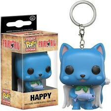 Funko - Pop Keychain: Fairy Tail - Happy