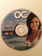 The O.C. - Season 3 - Disc 5 Only(DVD, 2012)DVD Disc Only - Replacement Disc