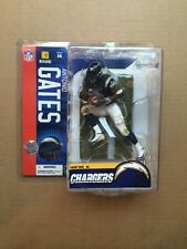 MCFARLANE NFL Series 14 ANTONIO GATES CHARGES VARIANT CHASE FIGURE 2006 Blue