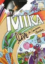 Live in Cartoon Motion (2007) Mika's first Concert DVD + Bonus Feature Video _RO
