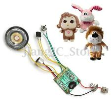10 Sec Recordable Sound Voice Module Music Recorder Talk Chip For Greeting Cards