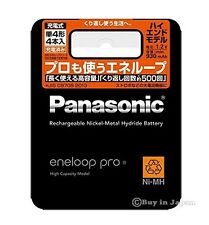 High End Batteries Panasonic Eneloop Pro E-270 Rechargeable Batteries AAA 930 mA