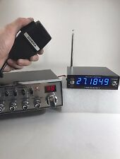 DELTA DFC100 WIRELESS or INLINE 6 DIGIT FREQUENCY COUNTER W/ AC ADAPTER CB Radio