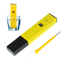 Premium Automatic Digital PH Meter Tester Measure Mini Pocket Pen Aquarium Water