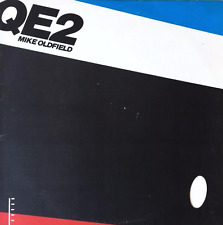 MIKE OLDFIELD - QE2 (LP) (VG+/VG-)